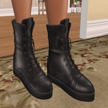Boots from Hot Fuss. Boots w.hud. 2.14.2018
