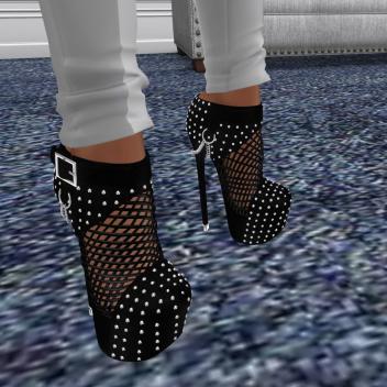 Crazy Shop - Melis See through Shoes