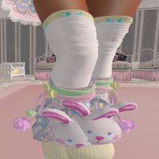!!! Full Bunni Princess Feet